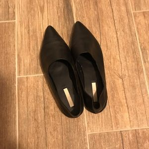 H&M pointed mule/loafers